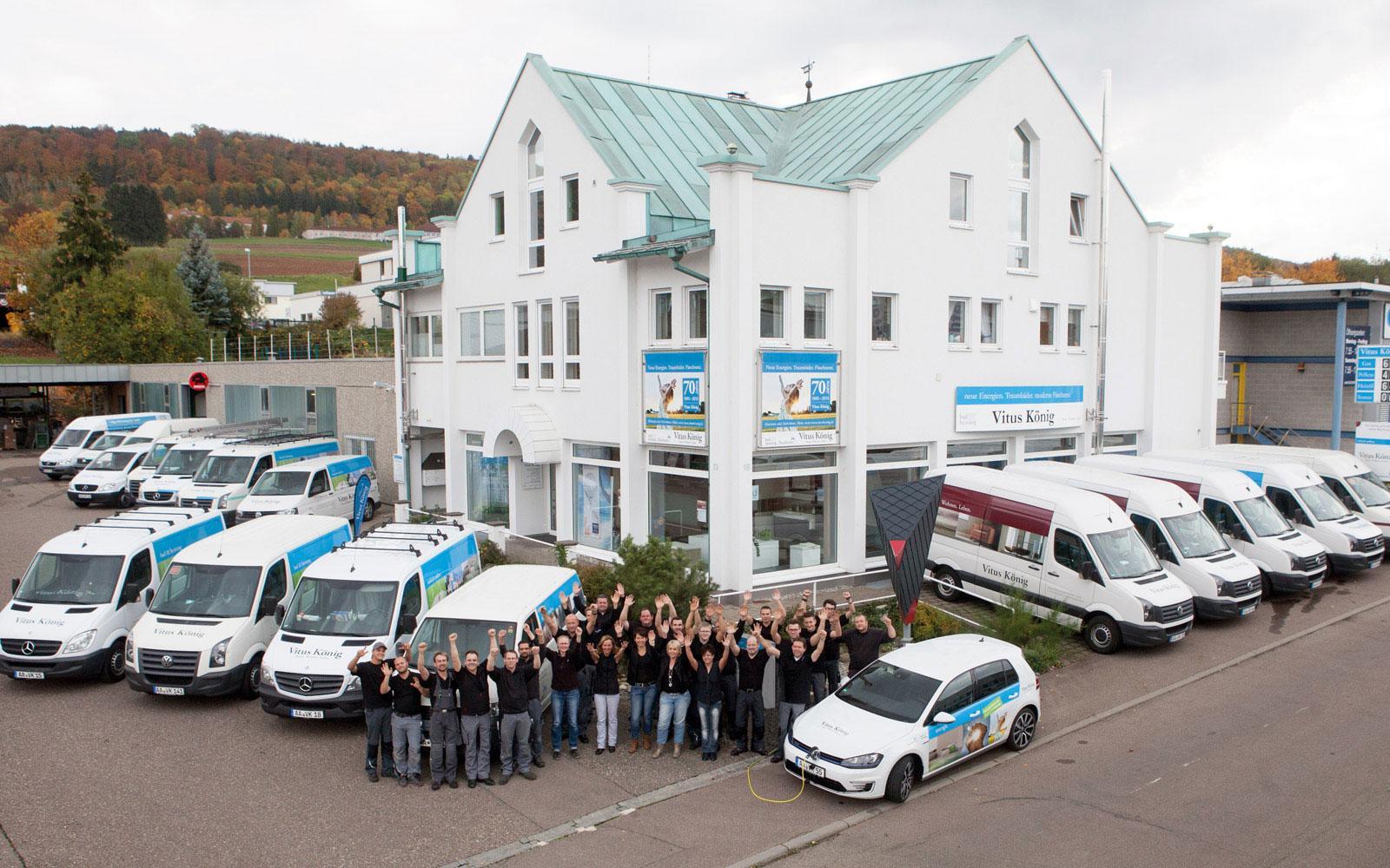 Team | Vitus König | Aalen | (Ostalbkreis) - Badrenovierung ...